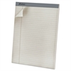 Ampad Pastels Pads, 8 1/2 x 11 3/4, Gray, 50 Sheets, Dozen