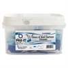PAK-IT Glass & Hard-Surface Cleaner, Pleasant Scent, 100 PAK-ITs/Tub, 8 Tubs/CT