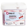 Industrial-Strength Deodorizer, Superberry, 100 PAK-ITs/Tub