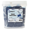 PAK-IT Vehicle Wash & Shine, Blue, 50 PAK-ITs/Tub