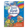 Merriam Webster First Dictionary, Ages 5-7, Laminated Hardcover, 448 Pages