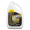 Urine Remover, 1 gal Bottle, Clean Floral Scent, 4/Carton