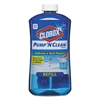 Pump 'N Clean Bathroom & Multi-Purpose Cleaner Refill, Rain Clean, 24 oz, 4/CT