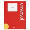 Universal Laser Printer Permanent Labels, 3 1/3 x 4, White, 600/Box