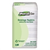 Marcal PRO 100% Recycled Beverage Napkins, 1-Ply, 9 3/4 x 9 1/2, White, 4000/Carton