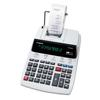 P170DH 12-Digit Printing Calculator, Black/Red Print, 2.3 Lines/Sec