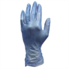 Hospital Specialty Co. ProWorks Disposable Vinyl Gloves, Medium, Blue, 1000/Carton