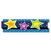 "Carson-Dellosa Publishing Pop-It Border, Stars, 3"" x 24', 8 Strips/Pack"