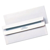 Redi Seal Envelope, Security, #10, 4 1/8 x 9 1/2, White, 500/Box