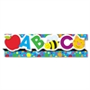 "Carson-Dellosa Publishing Pop-It Border, ABCs/123s, 3"" x 24', 8 Strips/Pack"