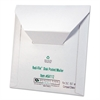 Redi File Disk Pocket Mailer, 6 x 5 7/8, Recycled, White, 10/Pack