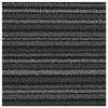 Nomad 7000 Heavy Traffic Carpet Matting, Nylon/Polypropylene, 36 x 120, Gray