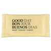 Good Day Amenity Bar Soap, Pleasant Scent, 3/4 oz, 1000 per carton