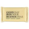Good Day Amenity Bar Soap, Pleasant Scent, 1.5 Width, 500/Carton