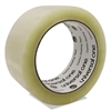 "Heavy-Duty Box Sealing Tape, 48mm x 50m, 3"" Core, Clear"