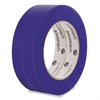 Premium Blue Masking Tape w/Bloc-it Technology, 18mm x 54.8m, Blue, 2/Pack