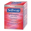 Softsoap Antiseptic Hand Soap, 800 mL Refill, Red, 12 Boxes/Carton