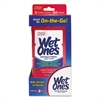 Wet Ones Antibacterial Moist Towelettes Travel Pack, White, Fresh Scent, 60/PK, 6 PK/CT