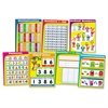 "Carson-Dellosa Publishing Chartlet Set, Math, 17"" x 22"", 1 set"
