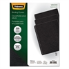 Executive Presentation Binding System Covers, 11-1/4 x 8-3/4, Black, 200/Pack