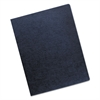 Fellowes Linen Texture Binding System Covers, 11-1/4 x 8-3/4, Navy, 200/Pack
