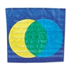 Carson-Dellosa Publishing Venn Diagram Pocket Chart, Nine Pockets, 34 1/2 x 32