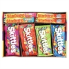 Wrigley's Skittles & Starburst Candy Variety Pack, Assorted, 30/Box