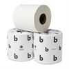 Boardwalk Boardwalk Green Plus Bathroom Tissue, 2-Ply, White, 500 Sheets, 80 Rolls/Carton