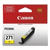Canon 0393C001 (CLI-271) Ink, Yellow