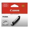 Canon 0394C001 (CLI-271) Ink, Gray