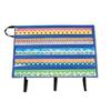 "Carson-Dellosa Publishing Border Storage Pocket Chart, Blue/Clear, 41"" x 24 1/2"""