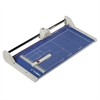 "Dahle Professional Rolling Trimmer, Model 552, 20 Sheet Capacity, 20"" Cut Length"