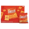 Cheez-it Crackers, Original, 1.5 oz Pack, 45 Packs/Carton