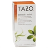 Tazo Tea Bags, Refresh Mint, 1 oz, 24/Box