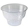 Indulge Dessert Containers, 5 oz, Clear, Plastic, 1000/Carton