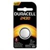 Duracell Button Cell Silver Oxide, 2430