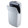 "WORLD DRYER VMax Hand Dryer, High Impact ABS, 13"" x 26 1/4"" x 9 1/4"",  White"