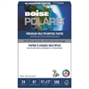 Boise POLARIS Premium Multipurpose Paper, 11 x 17, 24lb, White, 2500/CT