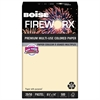 Boise FIREWORX Colored Paper, 20lb, 8-1/2 x 14, Flashing Ivory, 500 Sheets/Ream