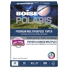 POLARIS Premium Multipurpose Paper, 8 1/2 x 11, 28lb, White, 3000 Sheets/Carton