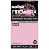 Boise FIREWORX Colored Paper, 20lb, 8-1/2 x 14, Powder Pink, 500 Sheets/Ream