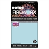 Boise FIREWORX Colored Paper, 20lb, 8-1/2 x 14, Bottle Rocket Blue, 500 Sheets/Ream
