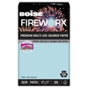 Boise FIREWORX Colored Paper, 20lb, 11 x 17, Bottle Rocket Blue, 500 Sheets/Ream