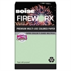 FIREWORX Colored Paper, 24lb, 8-1/2 x 11, Popper-mint Green, 500 Sheets/Ream
