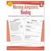 Scholastic Morning Jumpstart Series Book, Reading, Grade 4