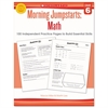 Morning Jumpstart Series Book, Math, Grade 6