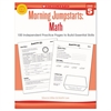 Morning Jumpstart Series Book, Math, Grade 5