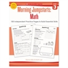 Morning Jumpstart Series Book, Math, Grade 3