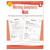 Morning Jumpstart Series Book, Math, Grade 4