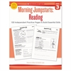 Morning Jumpstart Series Book, Reading, Grade 3